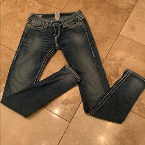 True Religion Skinny Jeans SZ 26